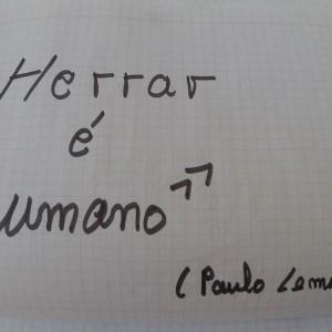 Herrar com h é umano com u