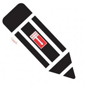Lápis escritor