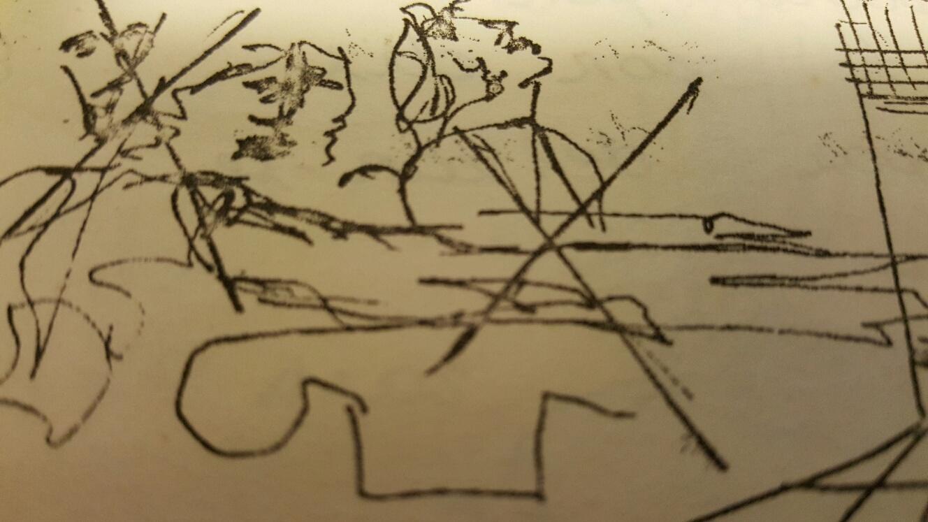 Desenho: Eliana Paiva
