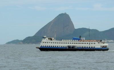 Barca Rio Neteroi