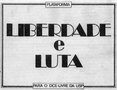 Panfleto da Libelu
