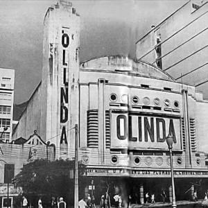 O grande cine Olinda na Tijuca