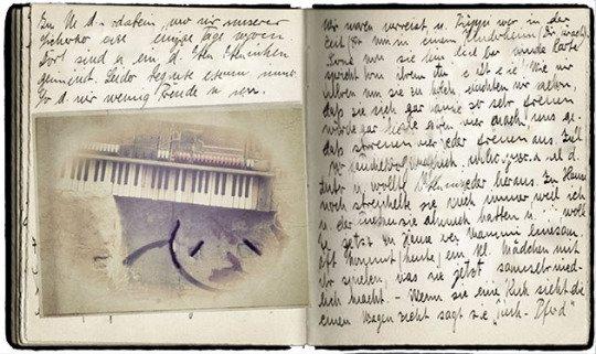 piano da escrita