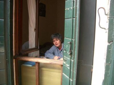 Fernanda Pompeu em Veneza