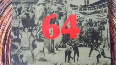 Capa do livro 64