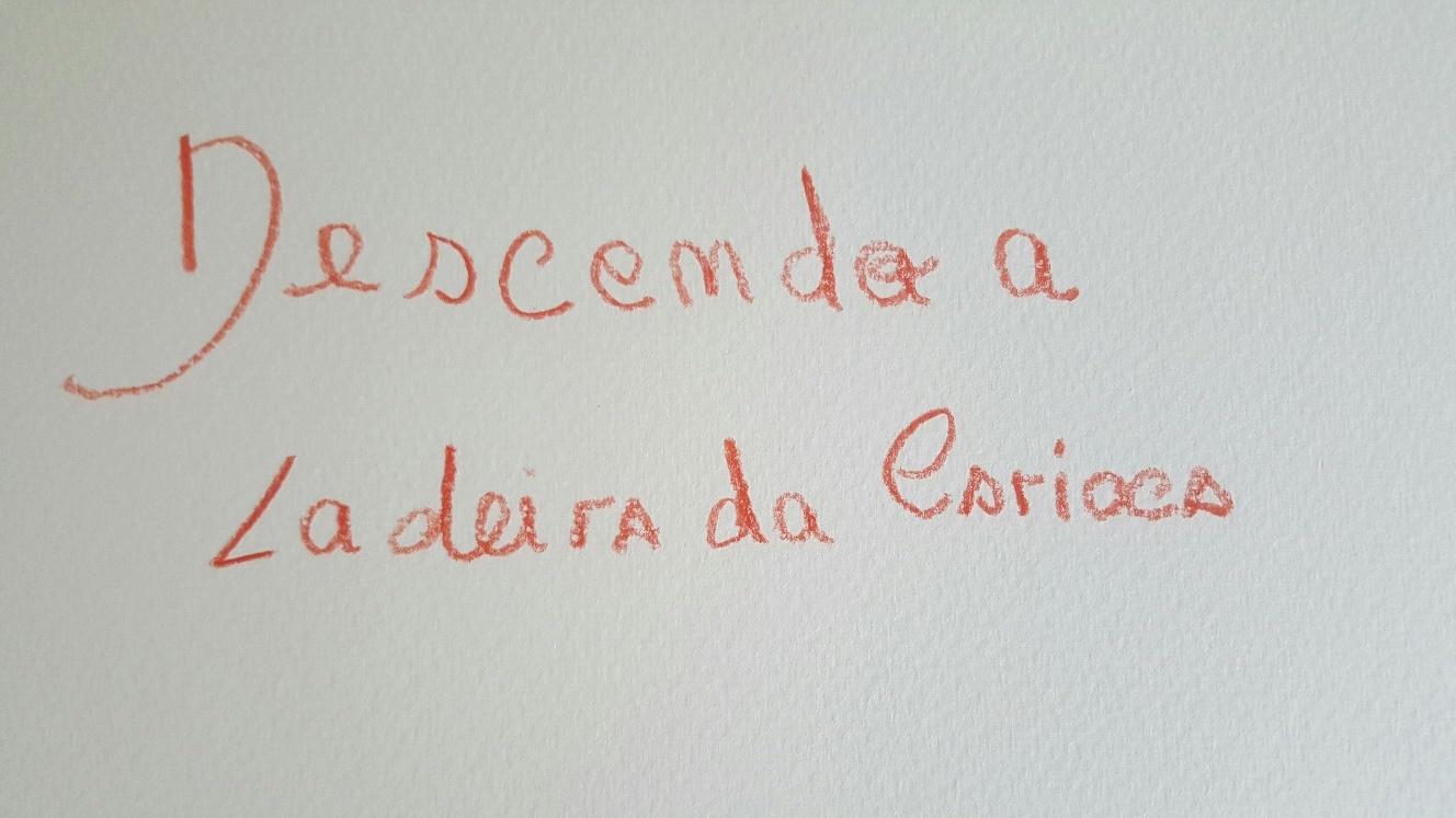 Caligrafia Fernanda Pompeu