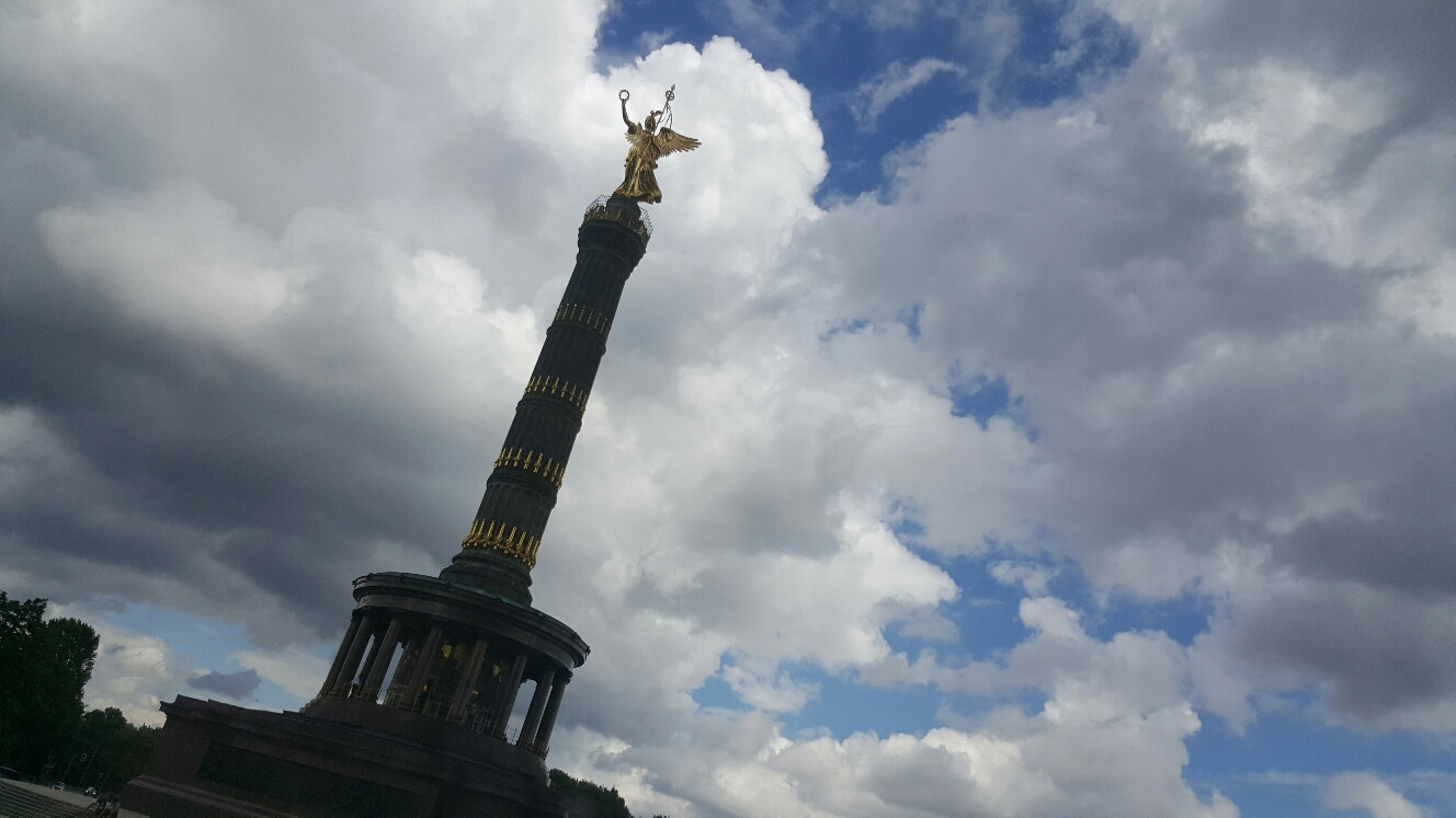 Símbolo da cidade de Berlin
