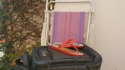 equipagem de viagem