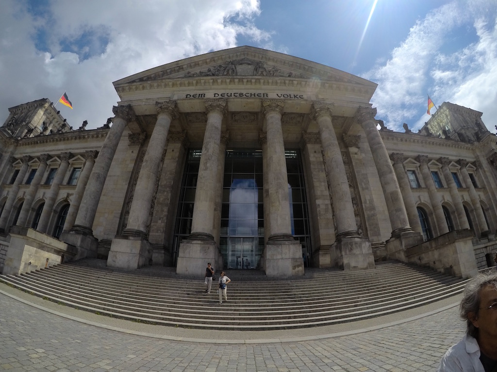 Bundestag Foto Fernanda Pompeu
