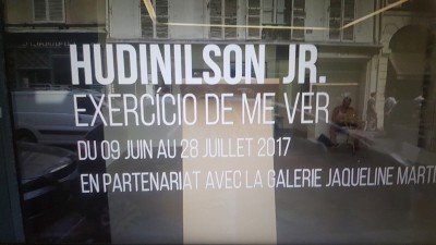Nome do Hudinilson na Galeria