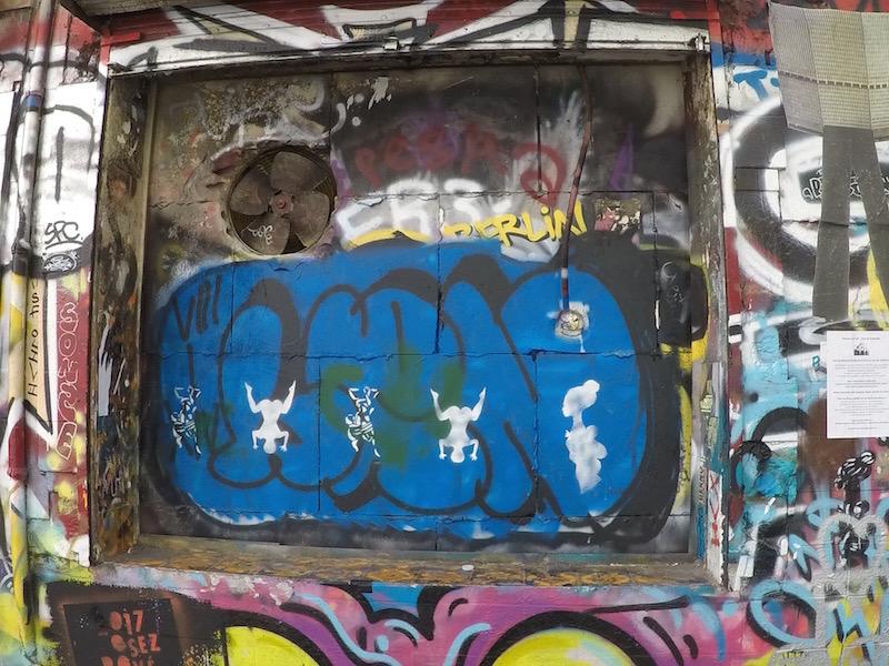 grafite parisiense