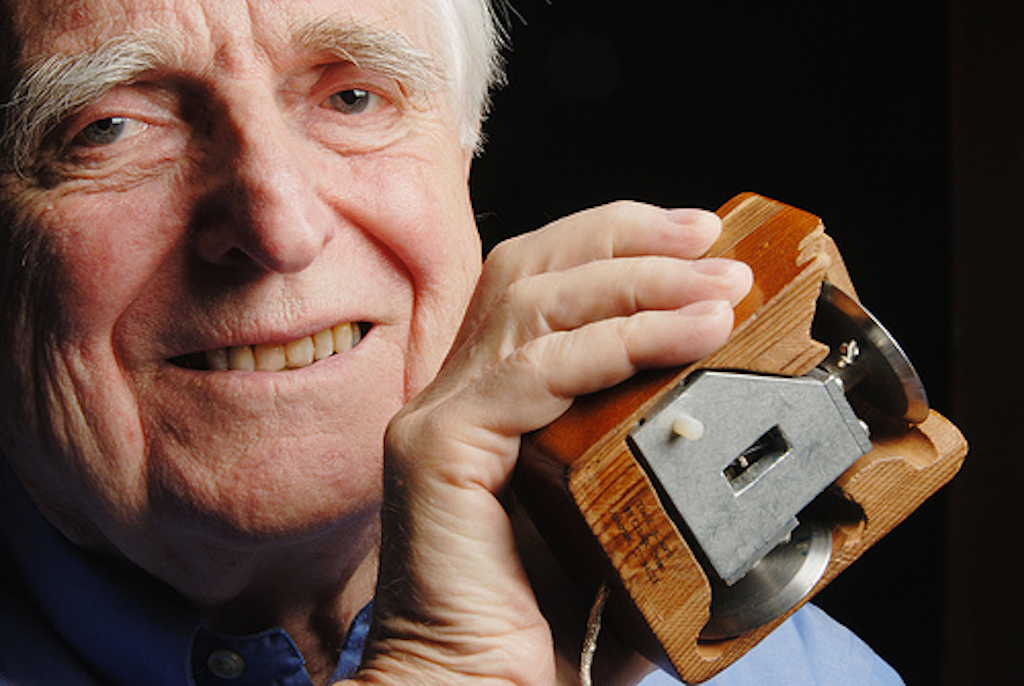 Foto de Douglas Engelbart