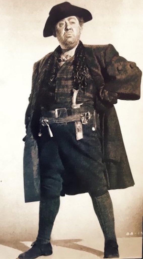 Capitão Kid na releitura da Régine Ferrandis