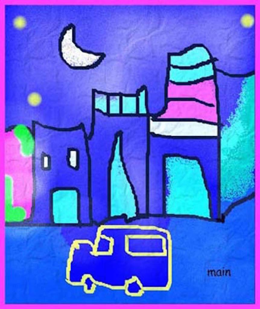 Desenho: Main Suaza